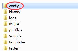 在MT4上怎么添加其他平台的服务器在一个软件上面?