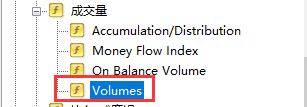Exness外汇MT4如何添加Volumes成交量指标
